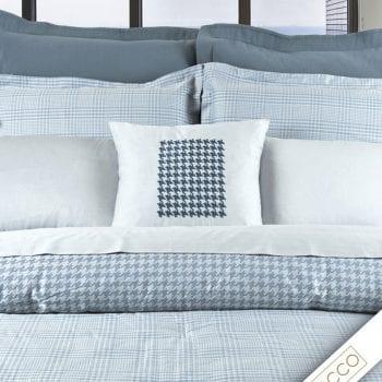 Bettwäsche blau Flure von AMR
