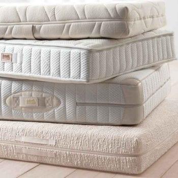 Naturlatex Matratzen von Dormiente