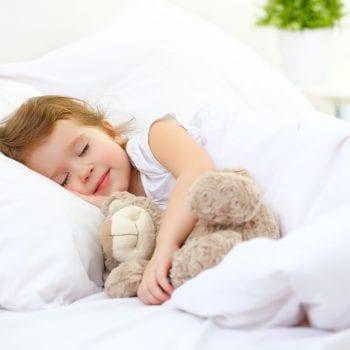 Gesund Schafen für Kinder