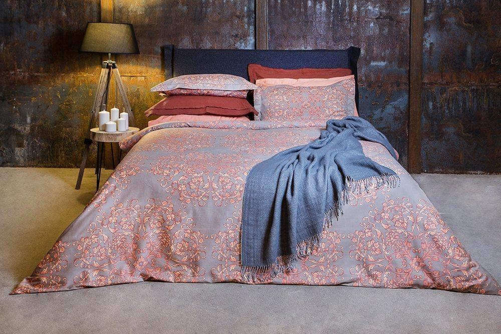 decoflux gobelin gold bettw sche aus baumwollsatin. Black Bedroom Furniture Sets. Home Design Ideas