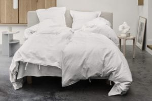 Damast Bettwäsche von Jensen