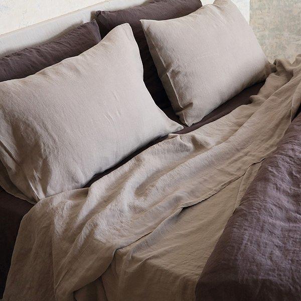 linenme stone washed leinen spannleintuch 12 farben daunenspiel. Black Bedroom Furniture Sets. Home Design Ideas