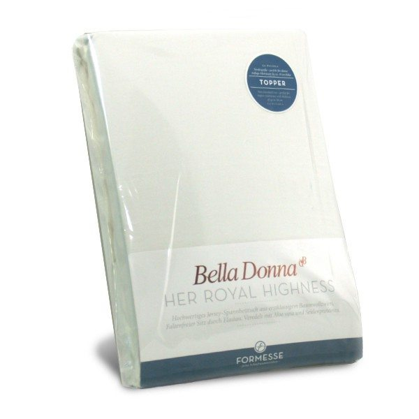 formesse spannleintuch bella donna topper 34 farben daunenspiel. Black Bedroom Furniture Sets. Home Design Ideas