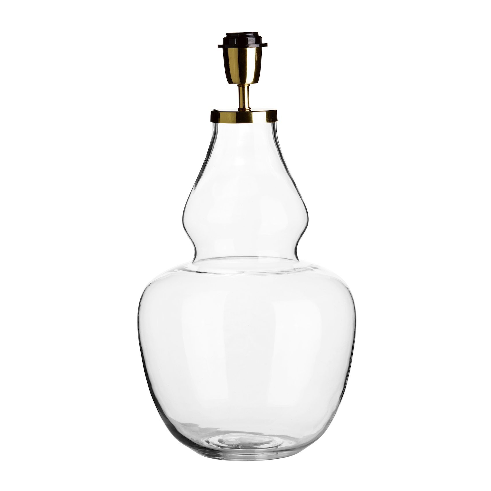 tinekhome tischlampe drop aus glas daunenspiel. Black Bedroom Furniture Sets. Home Design Ideas