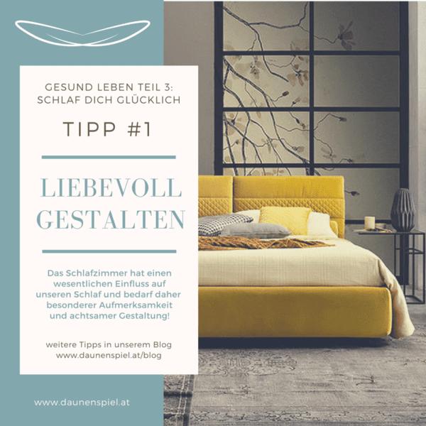 Tipp #1 U2013 LIEBEVOLL GESTALTEN