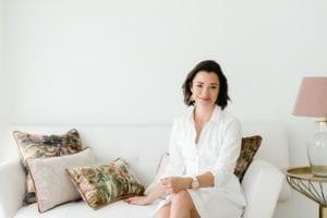 Gründerin Daunenspiel Sofia Vrecar