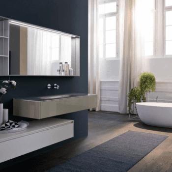 Möbel für das Badezimmer