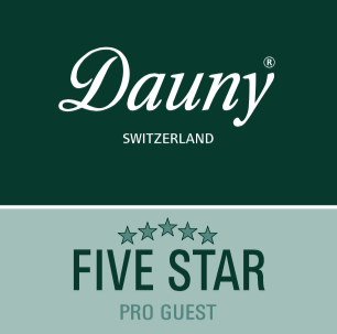 Dauny Five Star Hotel Daunen