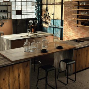 Aster Küchen mit italienischem Design