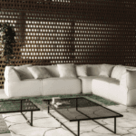 PIANCA Sofa italienisches Design
