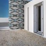 WallDeco-Outdoor-Tapete CALYPSO bei Daunenspiel