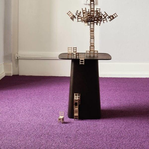 Object Carpet bei Daunenspiel