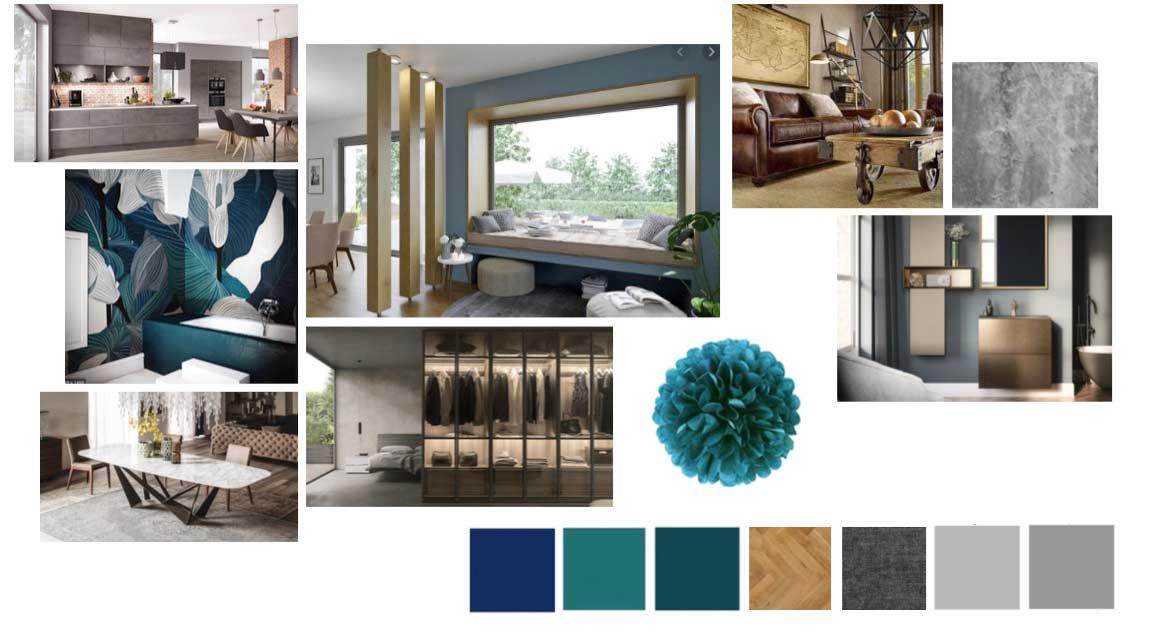 Individuelle Einrichtungs- und Interior Design-Konzepte von Daunenspiel und Himmel & Erde