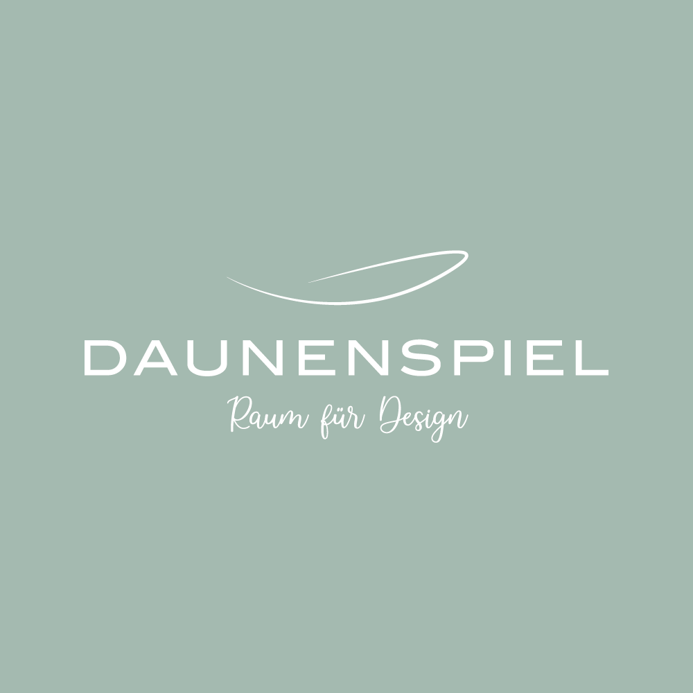 Daunenspiel: Raum für Design, Interior Design Wien